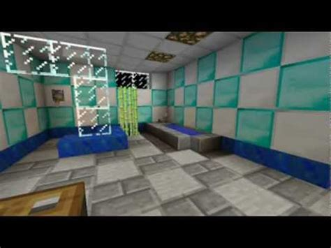 minecraft bathroom design youtube