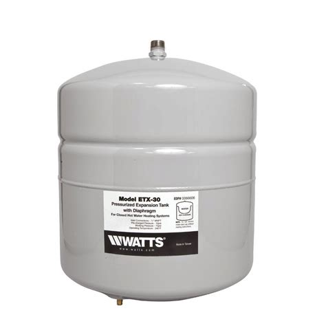 water worker 42 gal epoxy coated tank vertical exw42t