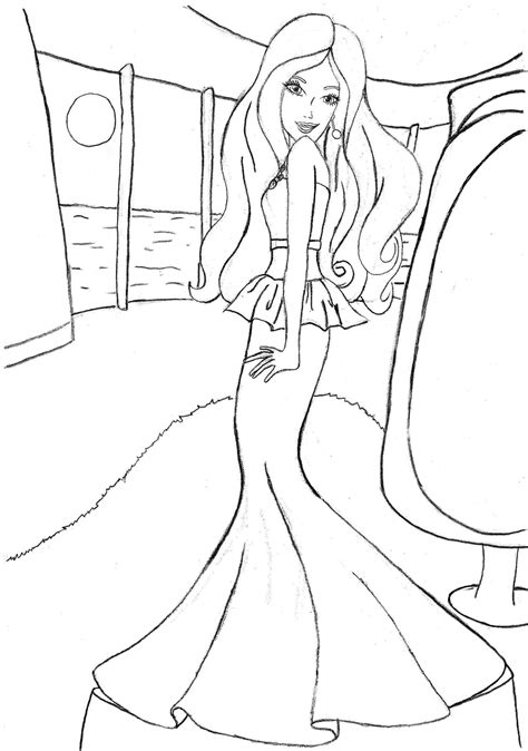 coloring pages barbie fairy secret pin barbie fairy coloring pages with butterfly wings look