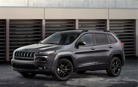 Jeep Altitude Jeep Launches Blacked Out Altitude Special Editions