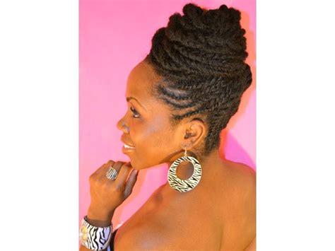 monie b hairstyles natural updo natural hair braid styles pinterest