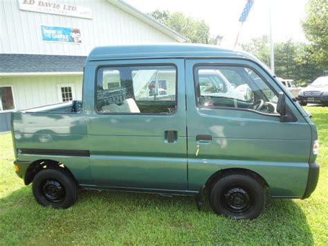 Suzuki Carry Vans Used Cars Poughquag Used Trucks Brewster Ed