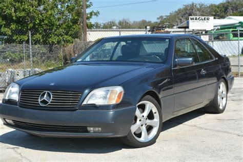 1996 mercedes s600 for sale