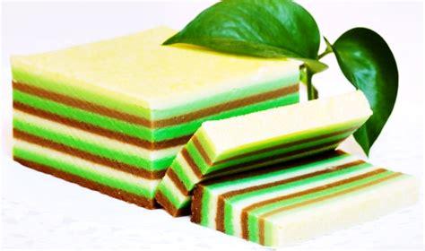 cara membuat kue bolu lapis warna warni resep cara membuat kue lapis mudah spesial resepmembuat com