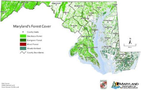 maryland forest map chesapeake quarterly volume 12 number 2 biodiversity buds