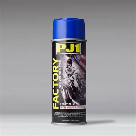 paint color match pj1 factory oem color match series dirt wheels magazine