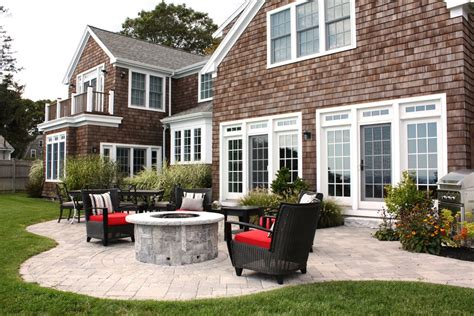 Home Patio Designs Patio Ideas With Pit Patio With Landscape Style Beeyoutifullife