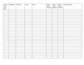 blank spreadsheet template best photos of blank data templates printable blank