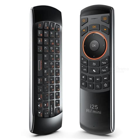rii firestick rii rt mwk25 2 4ghz wireless 44 key air mouse keyboard