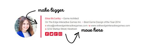 Best Software To Design A House custom email signature template email signature rescue