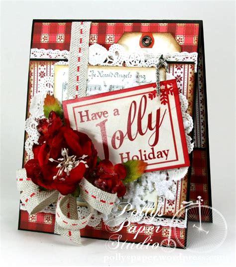 have a jolly holiday with have a jolly holiday card polly s paper studio
