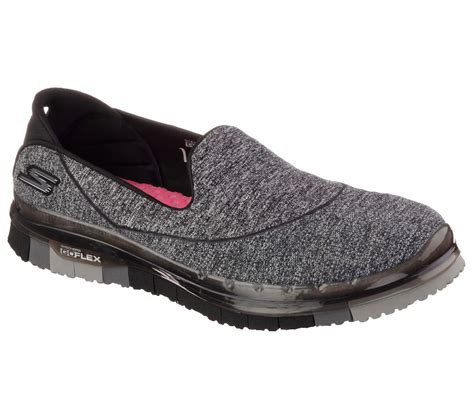 sketchers shoes black