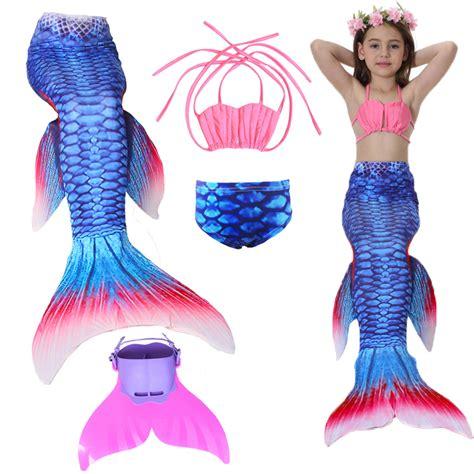 kids mermaids tails girls っkids girls mermaid tail csoplay csoplay costume