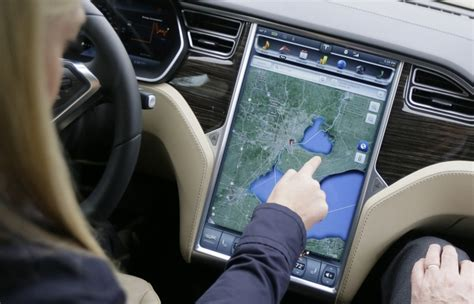 Tesla Navigation Tesla Boosts Range Power And Price Of Low End Model S