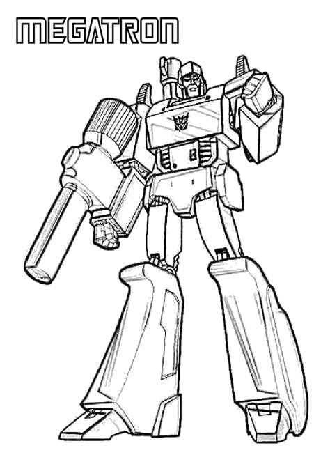 dibujos para pintar transformers dibujos para colorear transformers dibujos para colorear