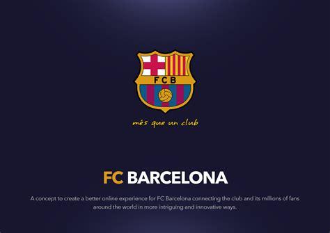design love fest barcelona fc barcelona design concept