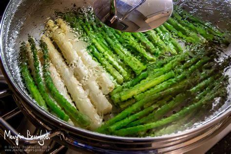come cucinare gli asparagi bianchi come cucinare gli asparagi mangia bevi godi di