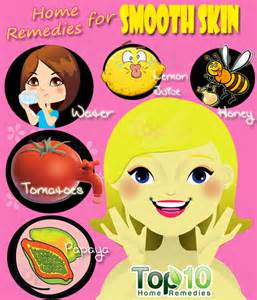 how to get smooth skin top 10 home remedies