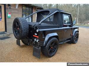 land rover defender 90 soft top for sale classic land rover defender 90 svx soft top tmd le for
