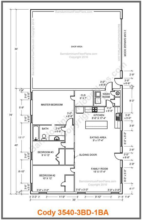 barndominium floor plans marvelous 30x40 barndominium floor plans images ideas