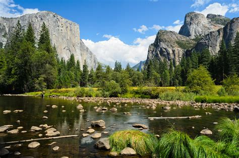 valley view landscaping yosemite in hd wallpapers