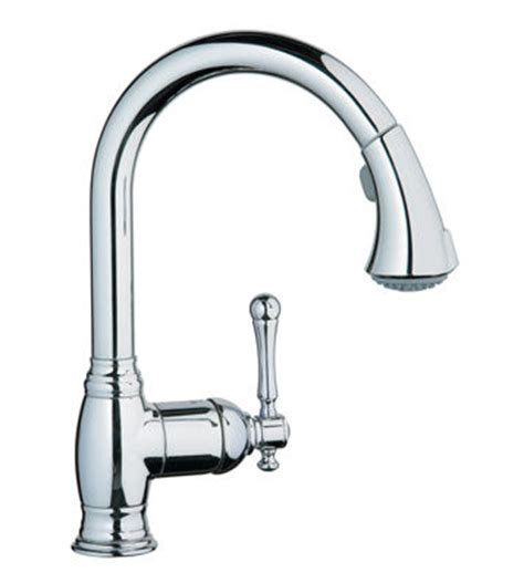 how do i tighten a grohe bridgeford faucet