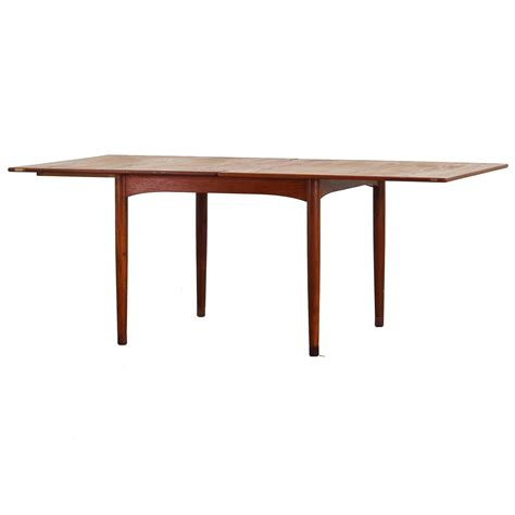 best expandable dining tables rare dining expandable table with flip top by borge mogensen for soborg for sale at 1stdibs