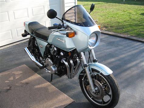 Kawasaki Z1r by Icon 1978 Kawasaki Z1r Sportbikes For Sale