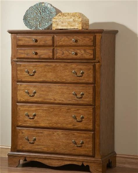 Broyhill Bedroom Chest Broyhill Oakridge Bedroom Drawer Chest 4296 240 Chest