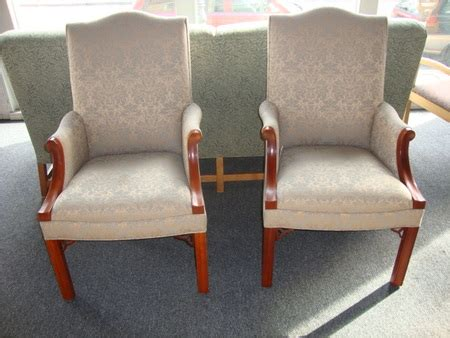 Side By Side Recliners by Matching Side Chairs Conklin Office Furniture