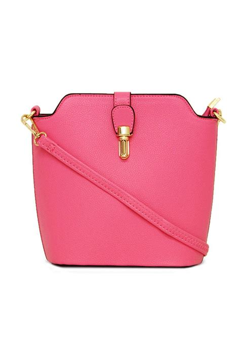 Ub024 Fashion Import Bag Pink Butik Shop Tas Murah Jember pink poodle boutique crossbody bag from glasgow by pink poodle shoptiques