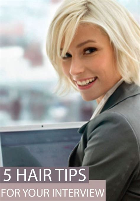 appropriate haircuts for interviews 1000 images about interview hairstyles for women on