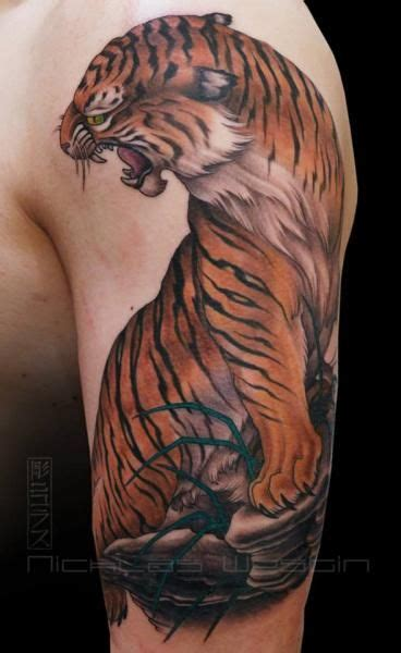 tattoo ink valladolid 23 best tiger forearm tattoo designs images on pinterest