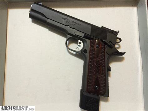 Range Officer by Armslist For Sale Range Officer 1911 Springfield Armory