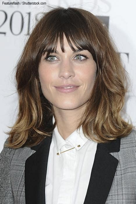 alexa chung hairstyles alexa chung hairstyles jpg pictures to pin on pinterest