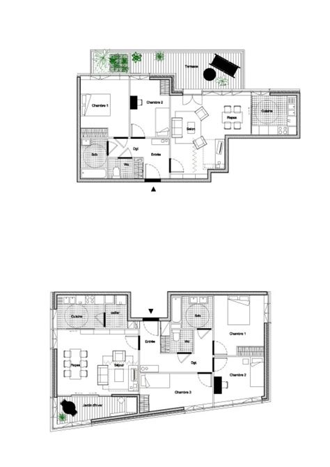 mixed use building floor plans mixed use building in paris winning proposal soa
