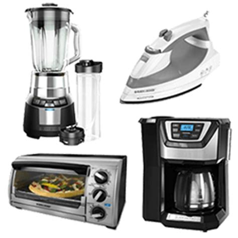 black and decker kitchen appliances small kitchen appliances and home appliances black decker