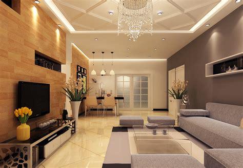 simple modern living room design