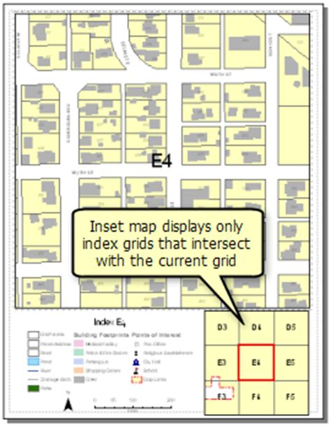 arcgis layout view grid customizing your map extent help arcgis for desktop