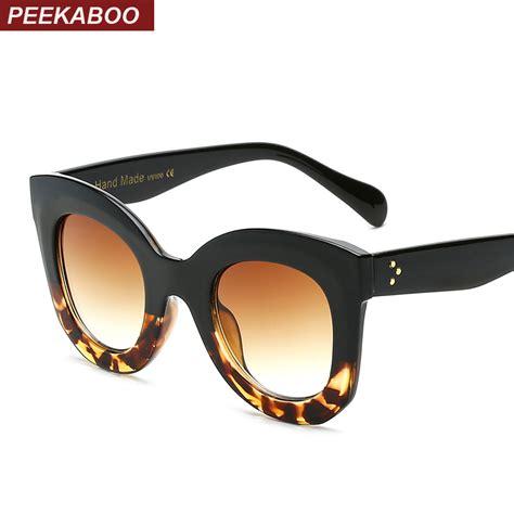peekaboo big frame sunglasses cheap 2017 gradient