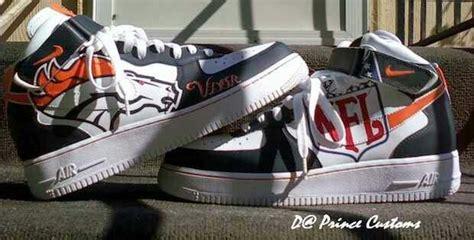 broncos shoes for sale denver broncos nike air ones nike air ones