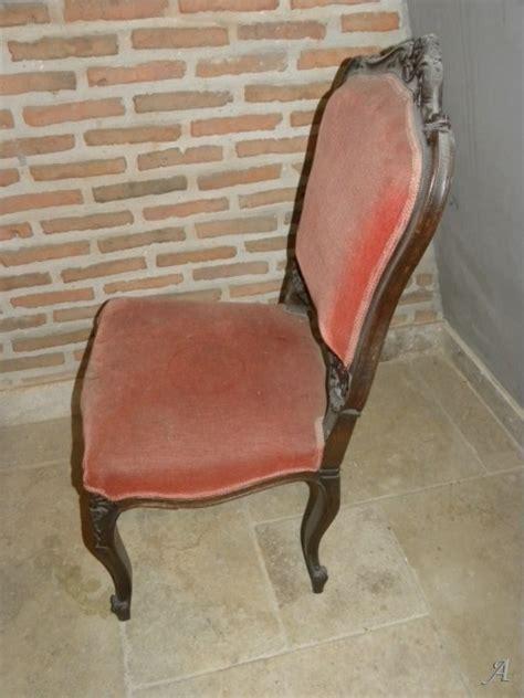 chaises de style chaise de style louis xv artisans du patrimoine