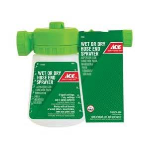 Garden Hose End Sprayer Ace Hose End Sprayer Hose End Sprayers Ace Hardware
