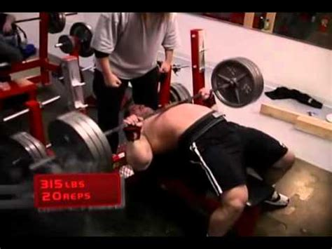 road warrior animal bench press ryan kennelly 1036 lb benchpress vidoemo emotional