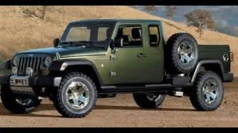 Jeep Truck News 2017 Jeep Gladiator Truck Concept Automoviles