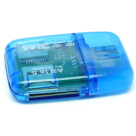 All In One Memory Card Reader Cr 9165 Orange 2010 all in one memory card reader cr 9165 blue jakartanotebook