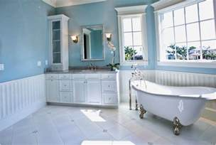 Wainscoting Bathroom Ideas Wainscot Bathroom Diy House Ideas Pinterest