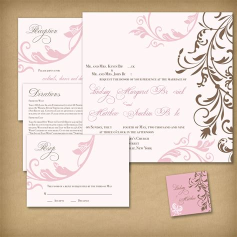Wedding Invitation Designs by Wedding Invitations Suit Your Locations Wedding Media