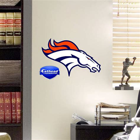 Denver Broncos Birthday Card Template by 1 877 328 8877