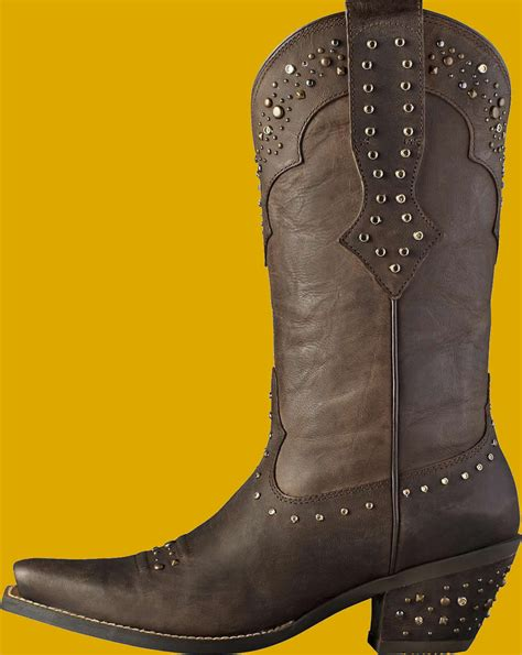 s ariat 174 rhinestone western traditional boot